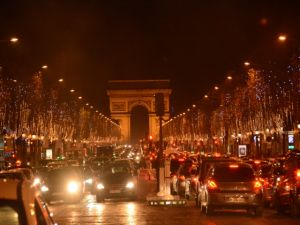 8th. Arr. - Chams Elysees , Arc de Triompfe
