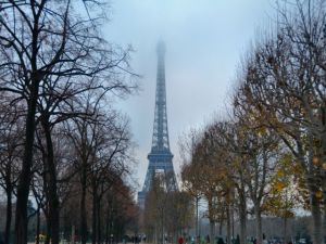 7th. Arr. - Champ de Mars, Tour Eiffel