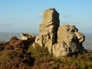 Stiperstones - 2014
