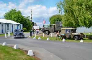 Half 1940s Weekend, Half Penny Green Airfield near Bridgnorth - Shropshire