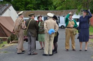 1940s Weekend, Half Penny Green Airfield near Bridgnorth - Shropshire
