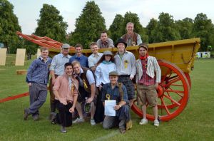 Shropshire Olympian Festival 2011, The Quarry, Shrewsbury, Shropshire