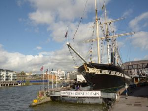 SS Great Britan at Bristol - 2014