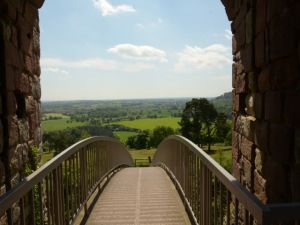 Beeston Castle, Cheshire - 2014