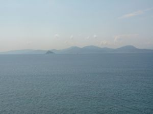 View from Piombino - 2014