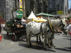 Volksfest am Dom